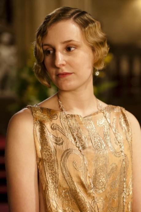 Downton Edith