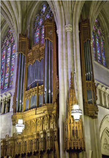 Duke Chapel organ